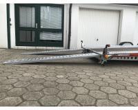 PKW Anhänger Fabrikat Brian James Typ: A4 450x200 2600 Kg