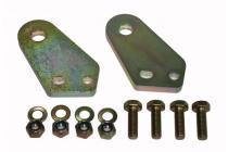 Halterung für Radstoßdämpfer an Alko Achsen mit Schraublaschen/ Achse